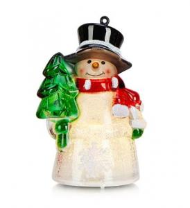 SIGGE Table Decoration Snowman Acrylic